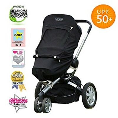 Snooze Shade Plus - Universal Sunshade for Pushchair/Stroller. Only Used Once!