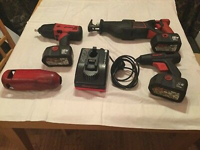 Snap On 18v Power Tools