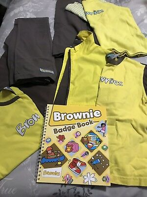 BROWNIE UNIFORM Bundle 7-8-9-10 Years