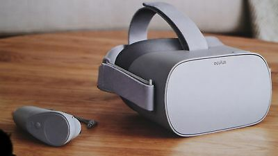 oculus go  - awesome standalone VR headset