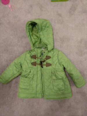 0764521d3 ZARA BABY GIRL winter coat 9-12 months - £5.99