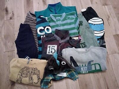 Boys winter nursery /everyday clothes bundle age 3-4 years, next, mothercare etc