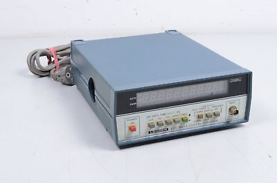 Leader LDC-823A Frequenzzähler Digital Zähler Counter 250MHz funktioniert