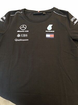 Mercedes Benz AMG Petronas Motorsports Collection - MAPM Ladies T-Shirt 2018