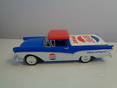 Limited Edition  Pepsi-Cola Die Cast 1957 Ford Car  # 5173