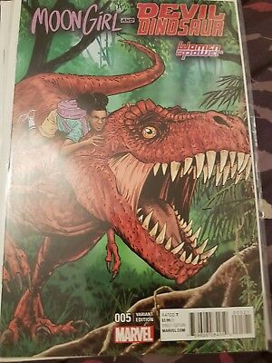 Moon Girl And Devil Dinosaur 5