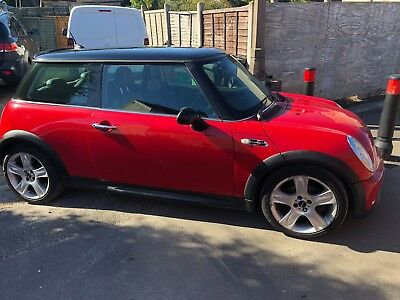 Mini cooper S service history 2 owners 2005 facelift model  NO RESERVE