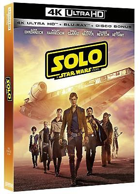 Solo - A Star Wars Story - 4K