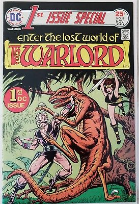 Lot of 47 Warlord comics, DC, Mike Grell
