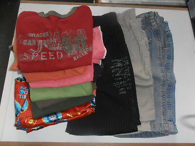 Mixed Lot of Boys Clothes Size 2