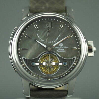 Limited Edition Constantin Weisz Heritage Panamerica Automatic 40 jewels wrist w