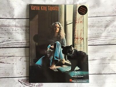 NEW Carole King Tapestry PB Songbook Piano Vocal Guitar