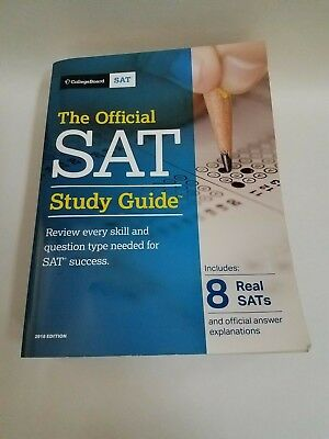 The Official SAT Study Guide, 2018 Edition by The College Board, Practice Tests