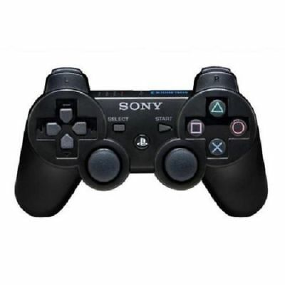 2 Sony PlayStation 3 Controller Wireless  Bluetooth Dual Shock 3 Bluetooth PS3