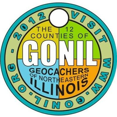 PathTag #22381 - 2012 GONIL Geocachers of Northeastern Illinois