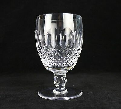 """Waterford Crystal COLLEEN 5-1/4"""" Short Stem Water Goblet Glass"""