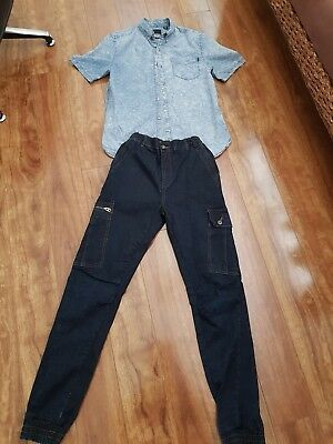 Indie by Industrie boys size 12 pre owned items - very good condition!
