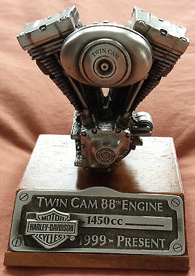 Harley-Davidson Collectible Twin Cam 88 Engine Replica
