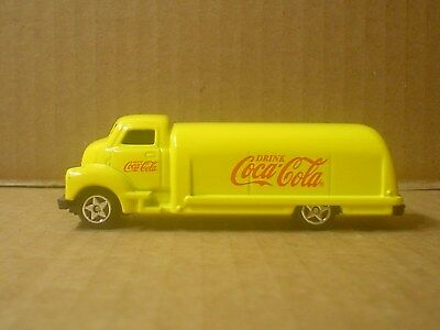 Coca Cola Die Cast and Plastic Tank Truck ~ China ~ Unknown