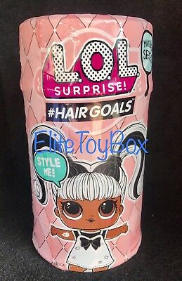 LOL Surprise! Makeover Series 5 Hairgoals Big Sister Doll Wrap 1 IN HAND New