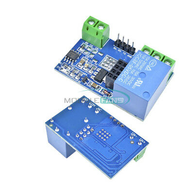 DC 5V WiFi Relay Module Remote Control Switch ESP8266 ESP-01 For APP Smart Home