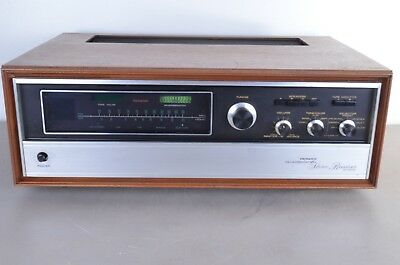 Pioneer SX-9000 Stereo Receiver, one pair speaker plugs included