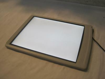 """Logan Electric 8 x 10"""" Slim-Edge Light Pad with power adapter - Model: A-5A   FS"""