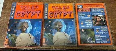 Tales from the Crypt ~ Complete 7th Seventh Season 7 Seven ~ 3-DISC DVD SET