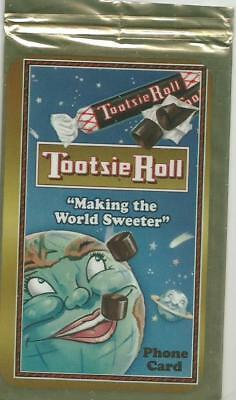 Tootsie Roll  -Smiling Moon  -Phone Card