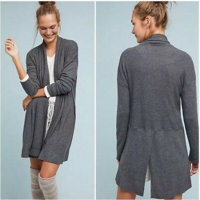 b9ce0a3ee94f NWT ANTHROPOLOGIE BRUSHED Fleece Mock Neck Dress Size XL New by ...