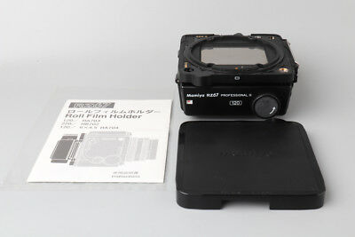 Mamiya RZ67 Professional II Pro II 120 Film Back for RZ67 Medium Format Camera
