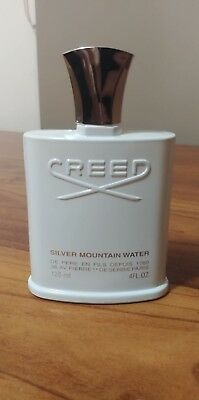 Creed Silver Mountain Water - 120 mL - 95% remaining - GENUINE