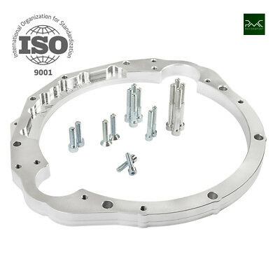 Bmw M70 M73 V12 Engine Adapter Plate To M60 420G Manual Gearbox Swap Pmc