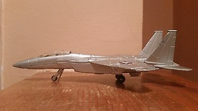"""ERTL McDonnell Douglas F-15 Eagle, Die-cast 7 ½"""" long x 5"""" wide x 2"""" high-Excell"""