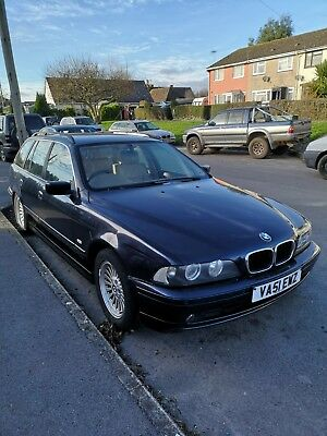 2001 BMW 525d Spares or Repair New Turbo