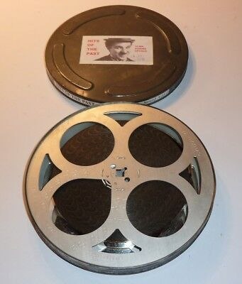 "Film 16 Mm Noir Et Blanc Sonore Optique Burlesque  Charlot  "" Hits Of The Past """
