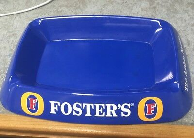 Fosters Pub Ashtray X 4