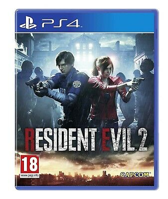 Resident Evil 2 Ps4 - Playstation 4 - Italiano - Offerta