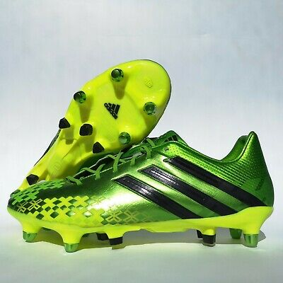 sale retailer e7a1e dcba5 adidas predator lz II trx sg uk 8 us 8,5 football boots soccer cleats