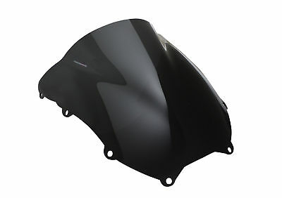 KAWASAKI ZXR400L Dark Smoke Double Bubble Screen - Powerbronze