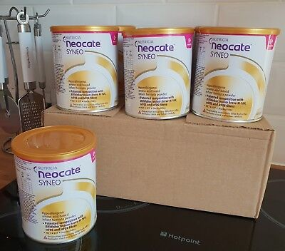 13 x Nutricia Neocate Syneo (LCP) 400g Hypoallergenic Infant Formula Exp 07/09
