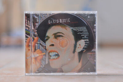 David Bowie The Hearts Filthy Lesson CD Shape Single Arista 1995 rare OOP