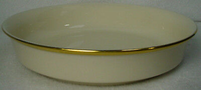 LENOX china ETERNAL pattern Coupe Soup or Salad Bowl - 7-1/2""