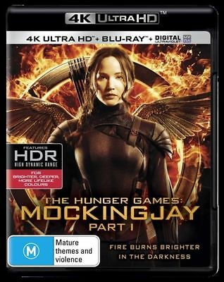 The Hunger Games - Mockingjay : Part 1 - 4K Ultra HD : NEW UHD Blu-Ray
