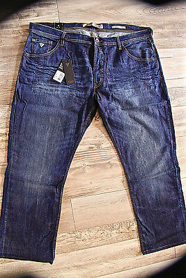 7fa6397eaa9 jeans denim homme GUESS LOS ANGELES ventura TAILLE W42 eu 52 neuf étiquette