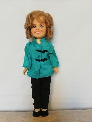 Vintage 1982 Ideal Shirley Temple STOWAWAY Doll 12 inches