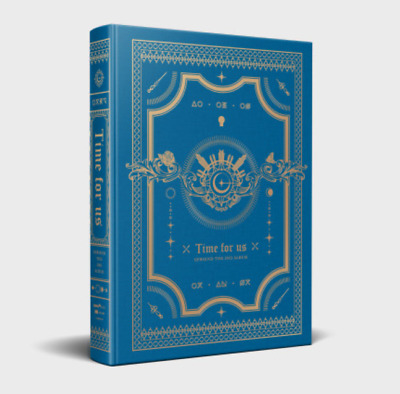 "K-POP GFRIEND 2th Album ""Time for us"" [ 1 Photobook + 1 CD ] LIMITED EDITION"