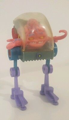 ☆☆☆ Tortues Ninja TMNT Krang Playmates Studio 1989 ☆☆☆
