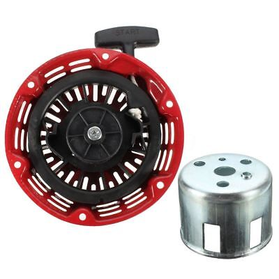 Start Recoil Assembly For Honda GX120 GX160 5.5hp Engine Pull Starter Replace