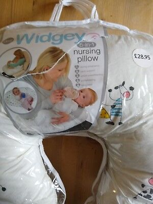 Widgey Nursing Pillow With Cover
